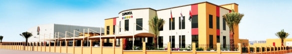 Caparol_factory_-_UAE